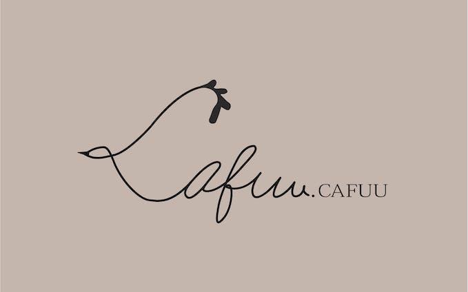 ロゴマークデザイン(CAFUU様)