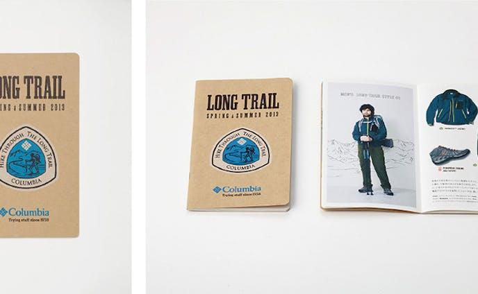 COLUMBIA LONG TRAIL F&W 2012-13 PASSBOOK