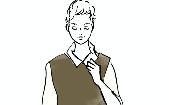 書籍/「ファッションの主役は1つ」