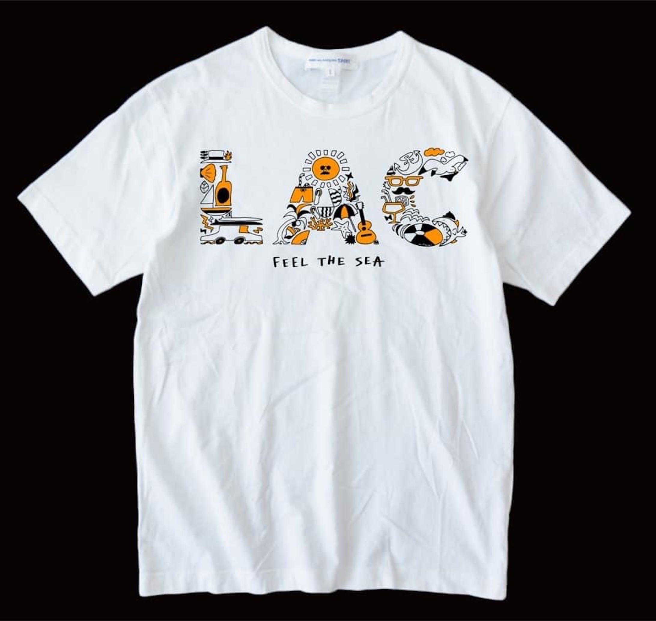 塗り絵Tシャツ - NURIE TEE --10