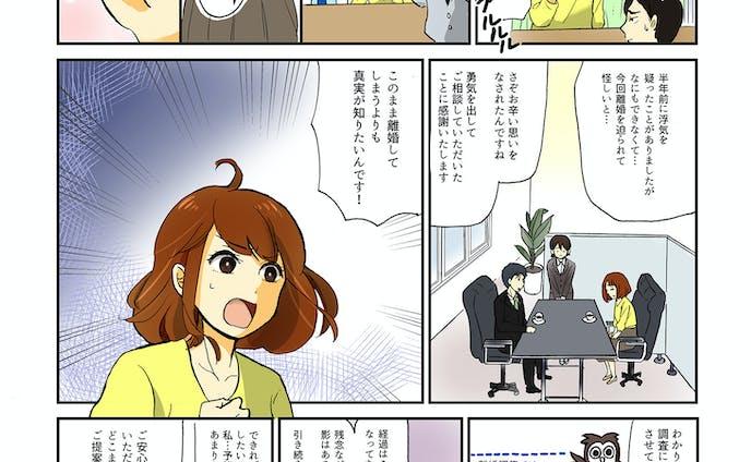 企業漫画(長編) ディレクション