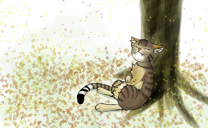 猫キャラクター②