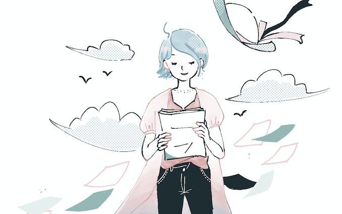 SHEちゃんキャラクターコンペ参加作品