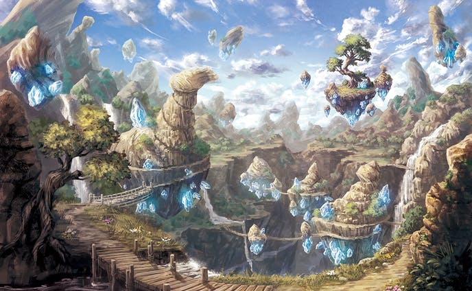 輝石巣食う渓谷