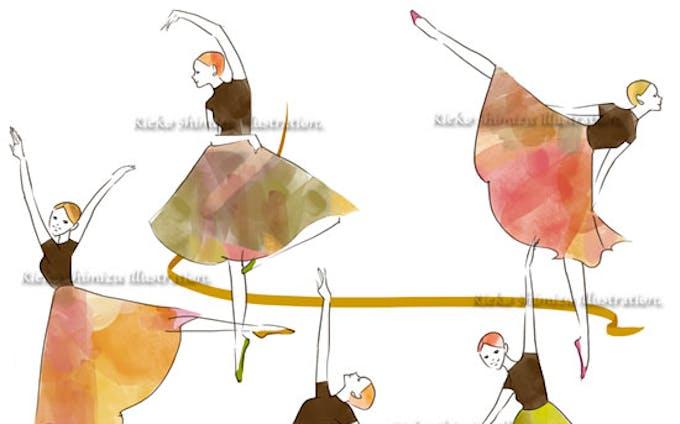オリジナルイラスト--色づく秋