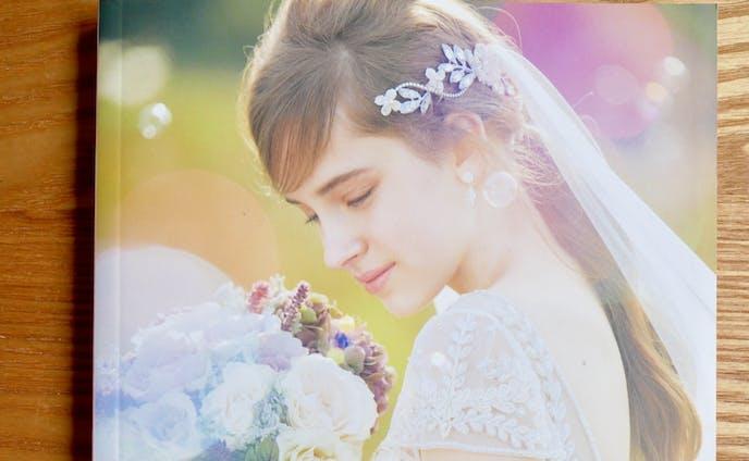『ゼクシィ』特別付録「Wedding Hair & Makeup Book」