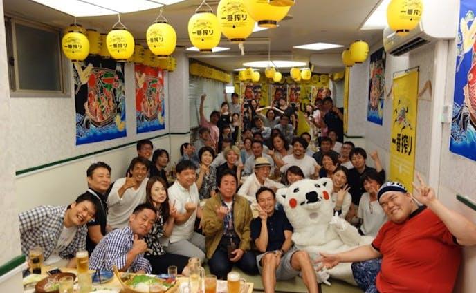 糸島の魅力ある方々の集い「いと会」を開催しています。