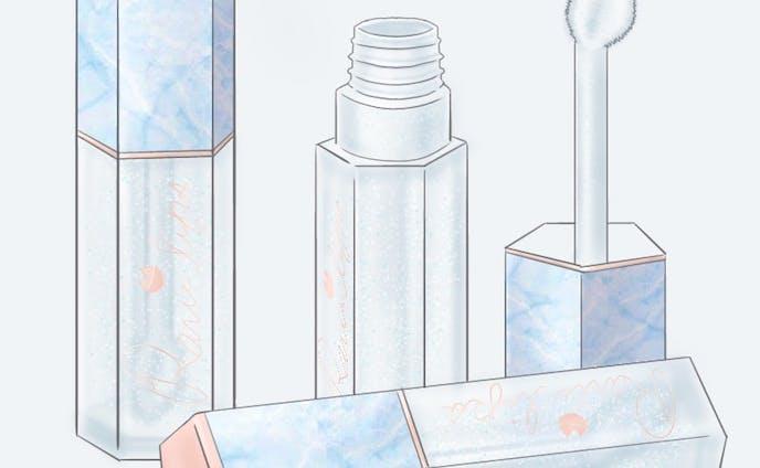 化粧品開発の為のイメージデザイン