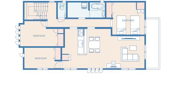 住宅関係|間取り図
