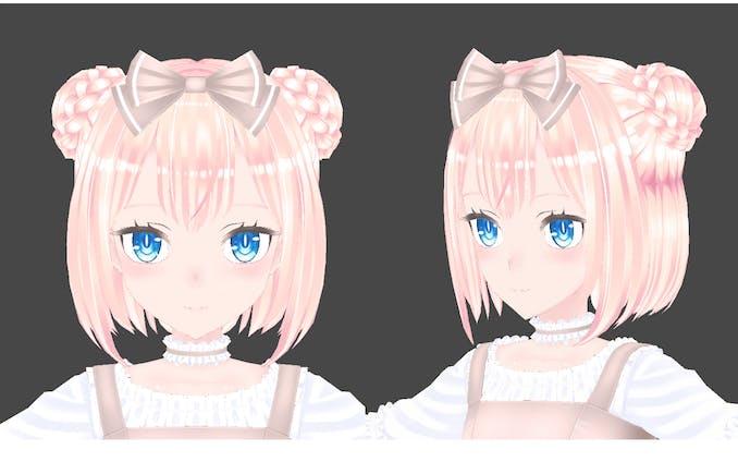 3Dキャラクター「子供イノセント」