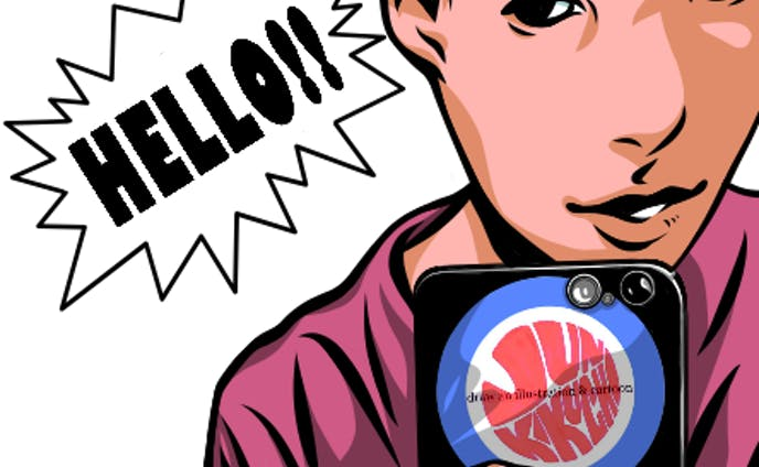 HELLO‼︎  by JunKikuchi