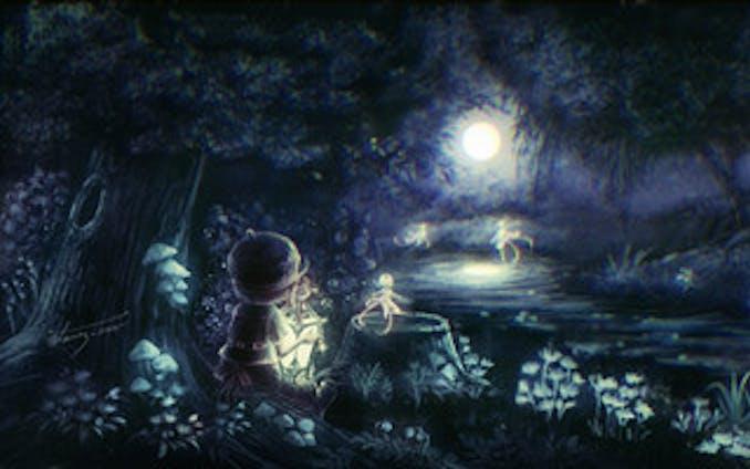 妖精の森/創作