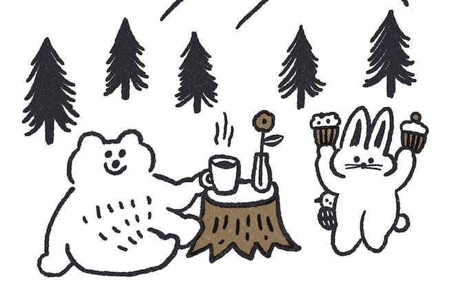 イラスト | 森のどうぶつ