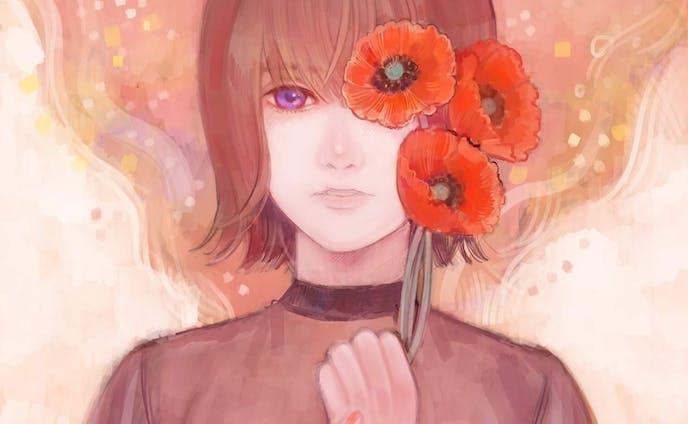 花言葉は恋の予感