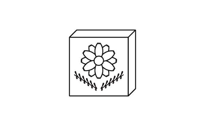 お花屋さんロゴ