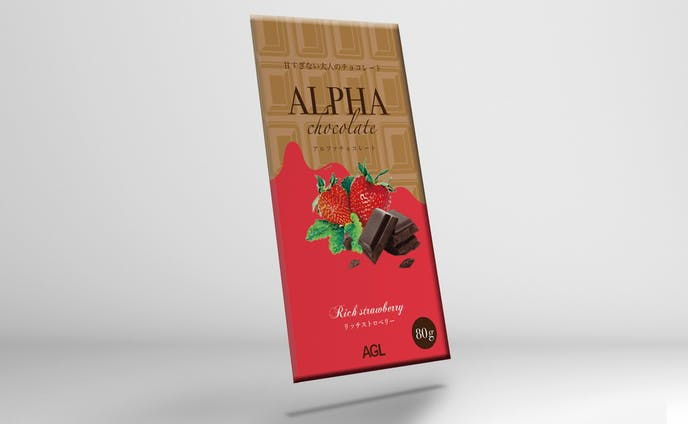 ALPHA chocolate【課題】