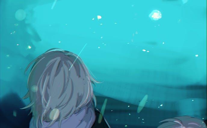 夜(2枚)