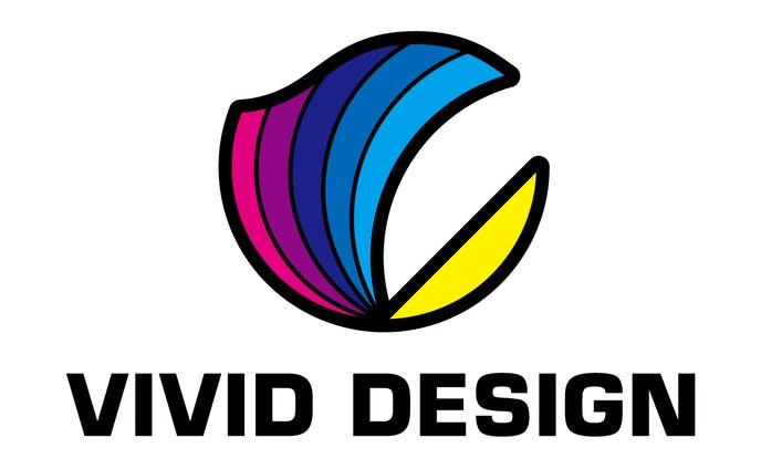 VIVID DESIGN ロゴ