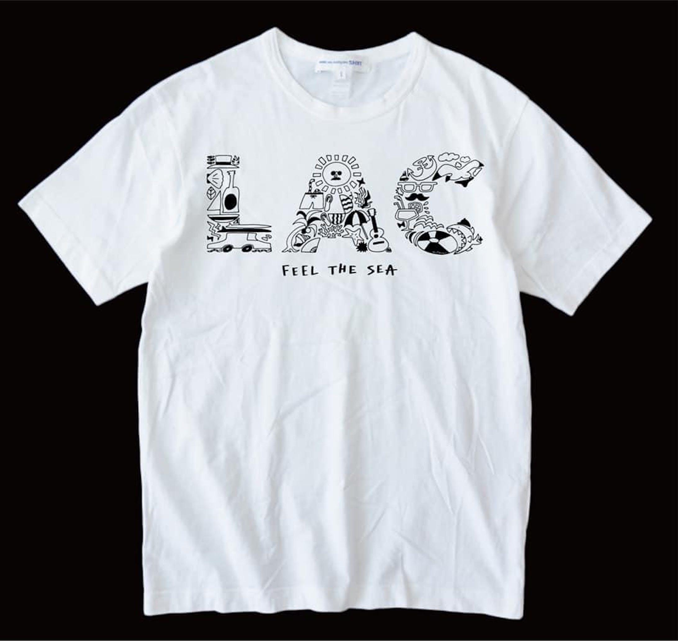塗り絵Tシャツ - NURIE TEE --9