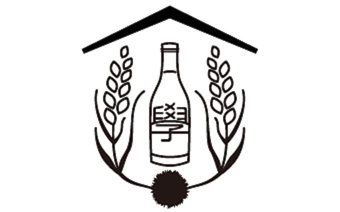 オンラインサロン「日本酒学園」さま ロゴ