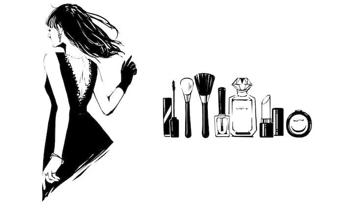 【WORK】装画 「運命をこっそり変える」/ セブン&アイ出版