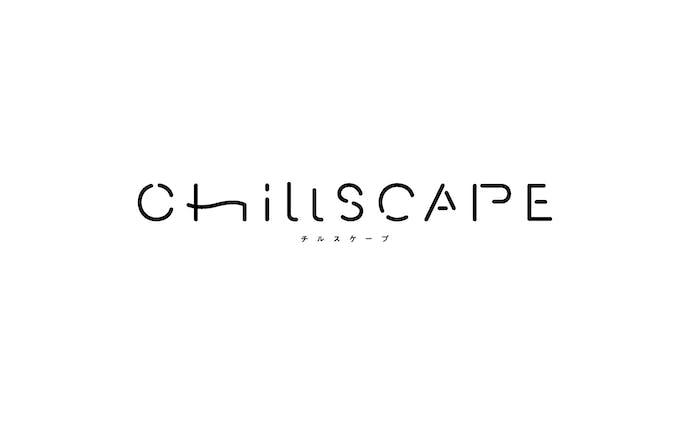 ChillSCAPE Logo design