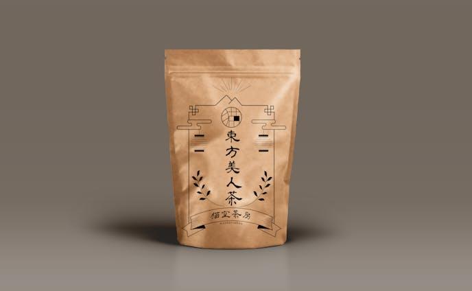 茶葉パッケージ