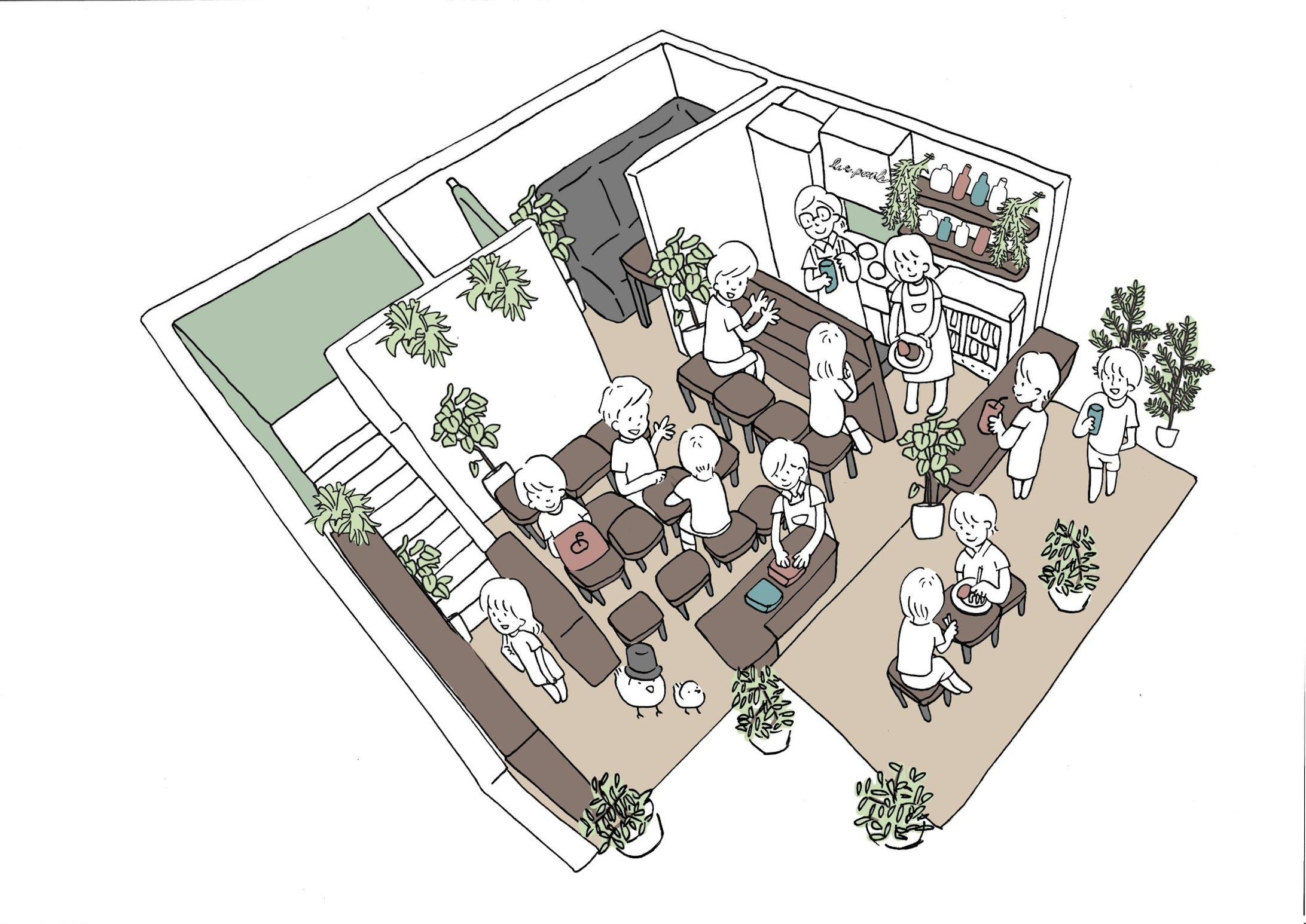 新規OPEN飲食店_俯瞰図-1