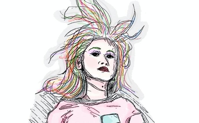 Rainbow 6「I'm still lying down. 」