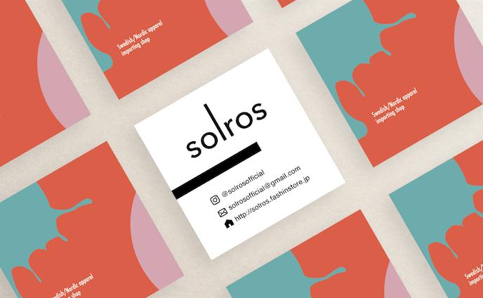 solros brand Identity