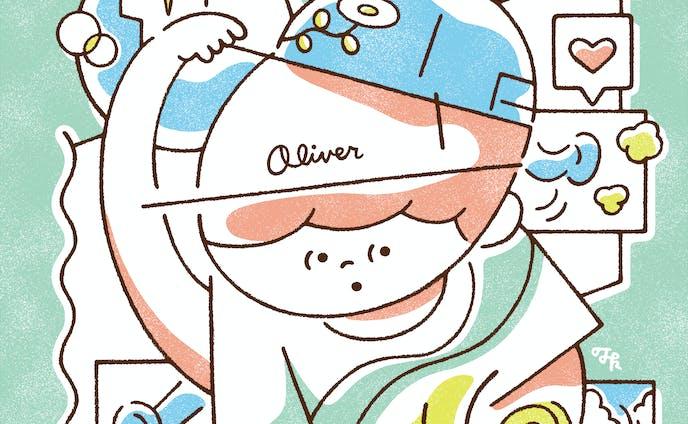 Oliver『おわかれ/いい子じゃなきゃ』