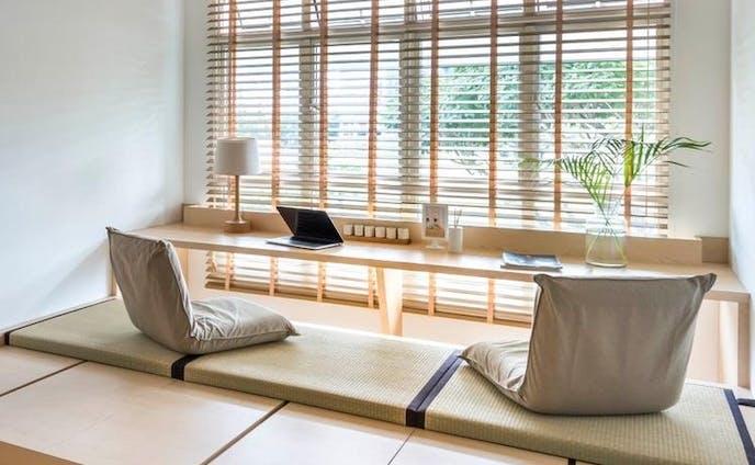Japanese Zen interior design