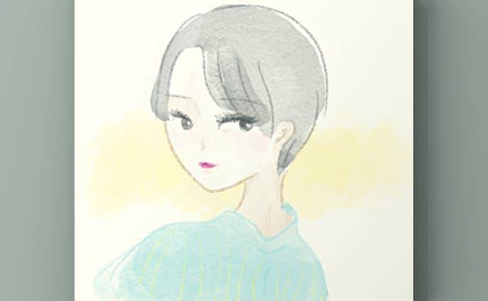 似顔絵 Girls Portrait