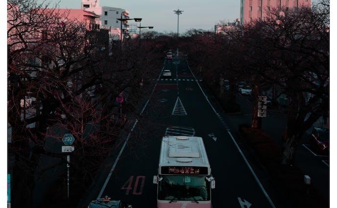 文学と街。