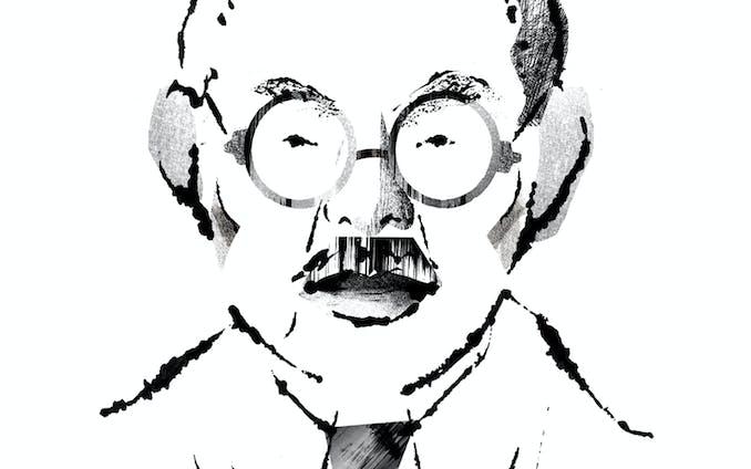 東北大学金属材料研究所 冊子カバーイラスト