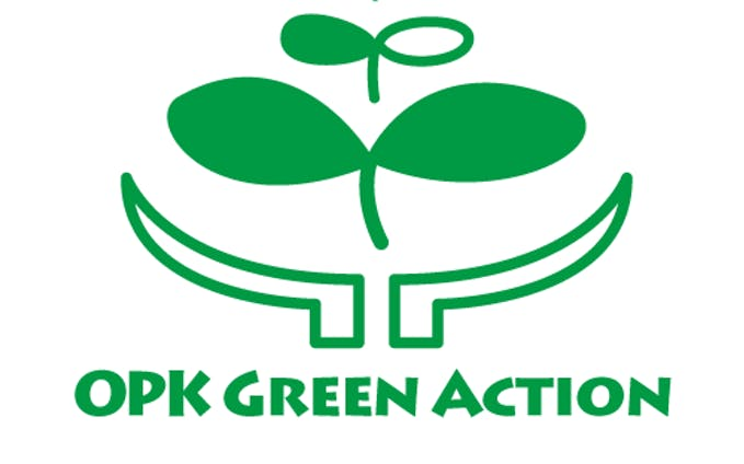 GreenActionロゴ