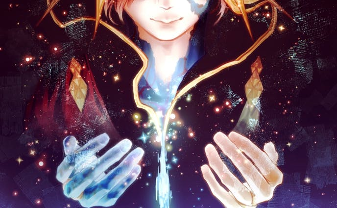 FFXIVファンアート「水晶の輝き」5.0ネタバレ