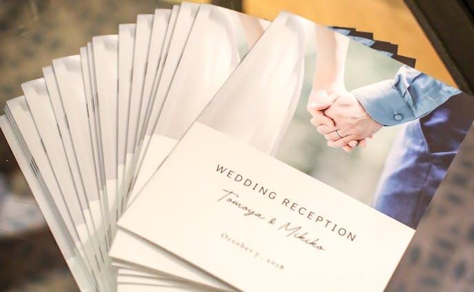 結婚式 / プロフィールブック