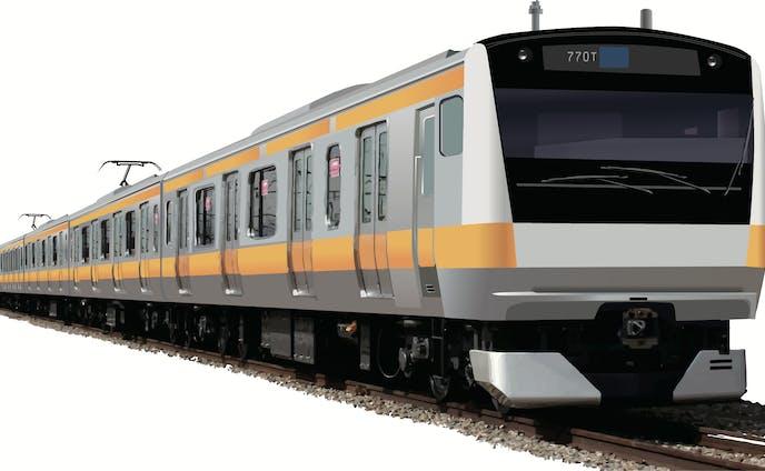 通勤電車-1