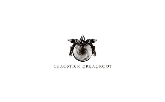 CHAOSTICK DREADROOT | Logo Design