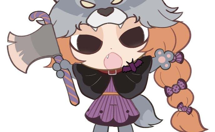 ハロウィン キャラクター