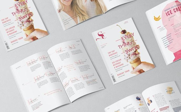 Sucre et Creme: Pastry Magazine