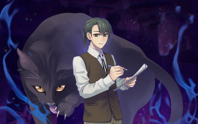 黒猫怪奇探偵事務所