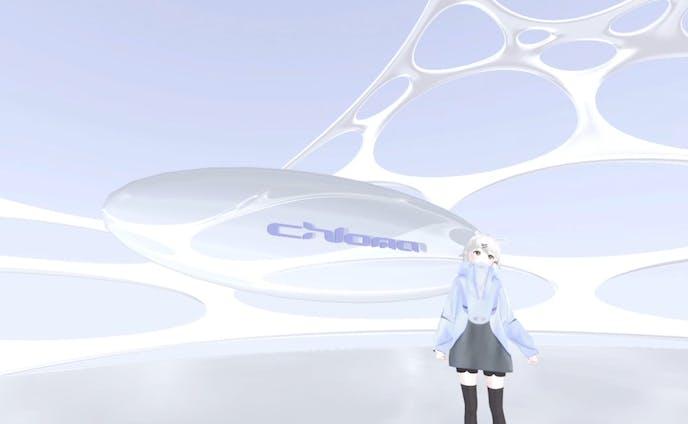 chloma Virtual Store in GHOSTCLUB の音楽を制作