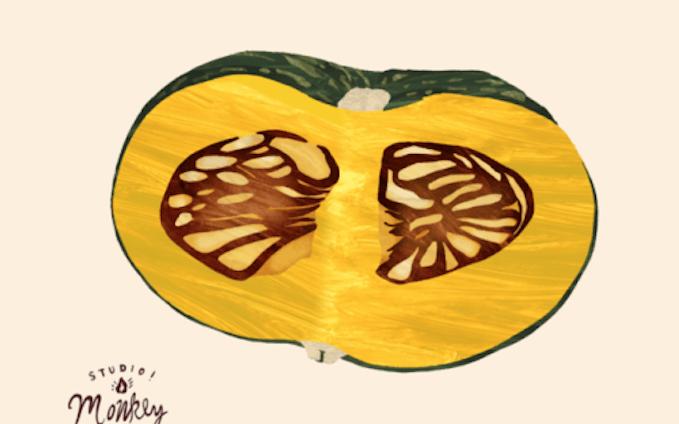 *カボチャ 🎃🌟 /pumpkin