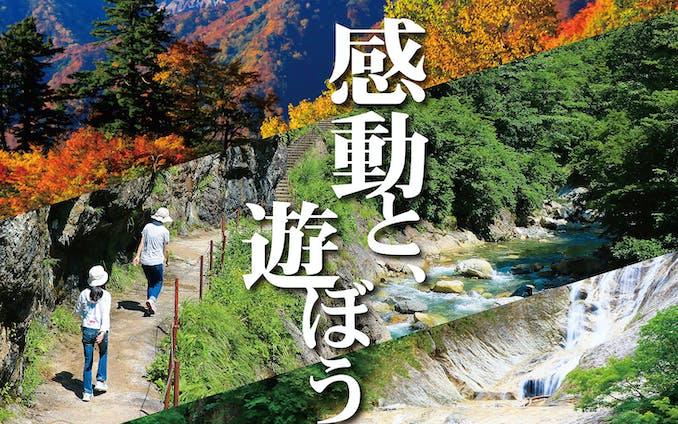 2021白山白川郷ホワイトロードB2ポスター