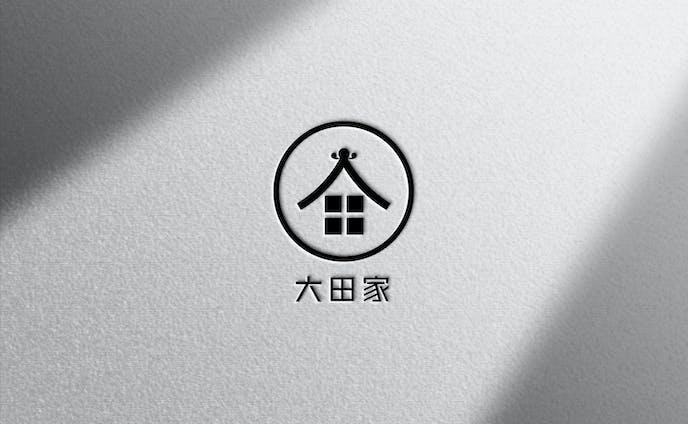 大田家 家族のロゴ