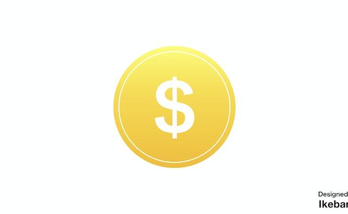 アイコン ドル
