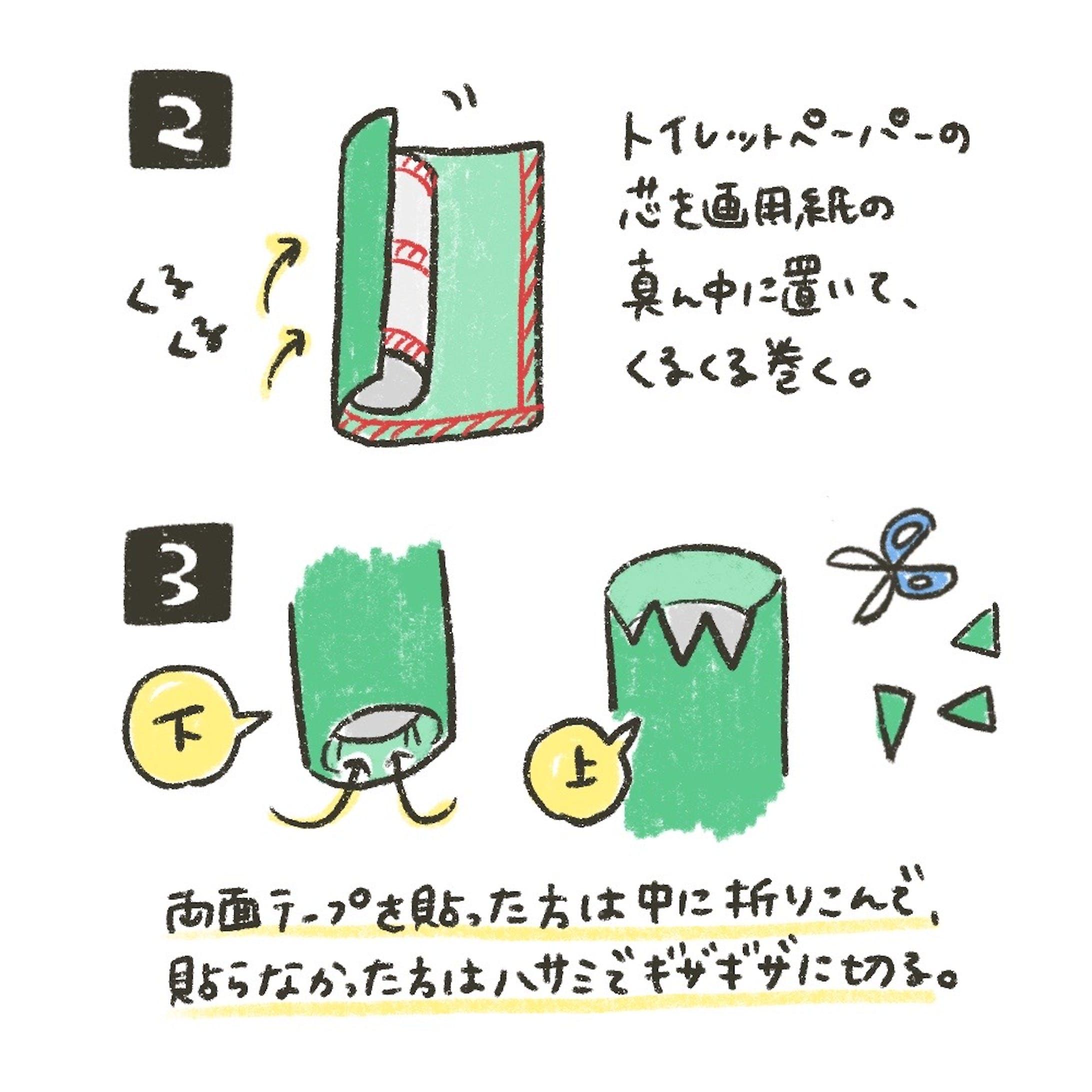CHANTO WEB連載 2020年1月 手作りおもちゃ-5