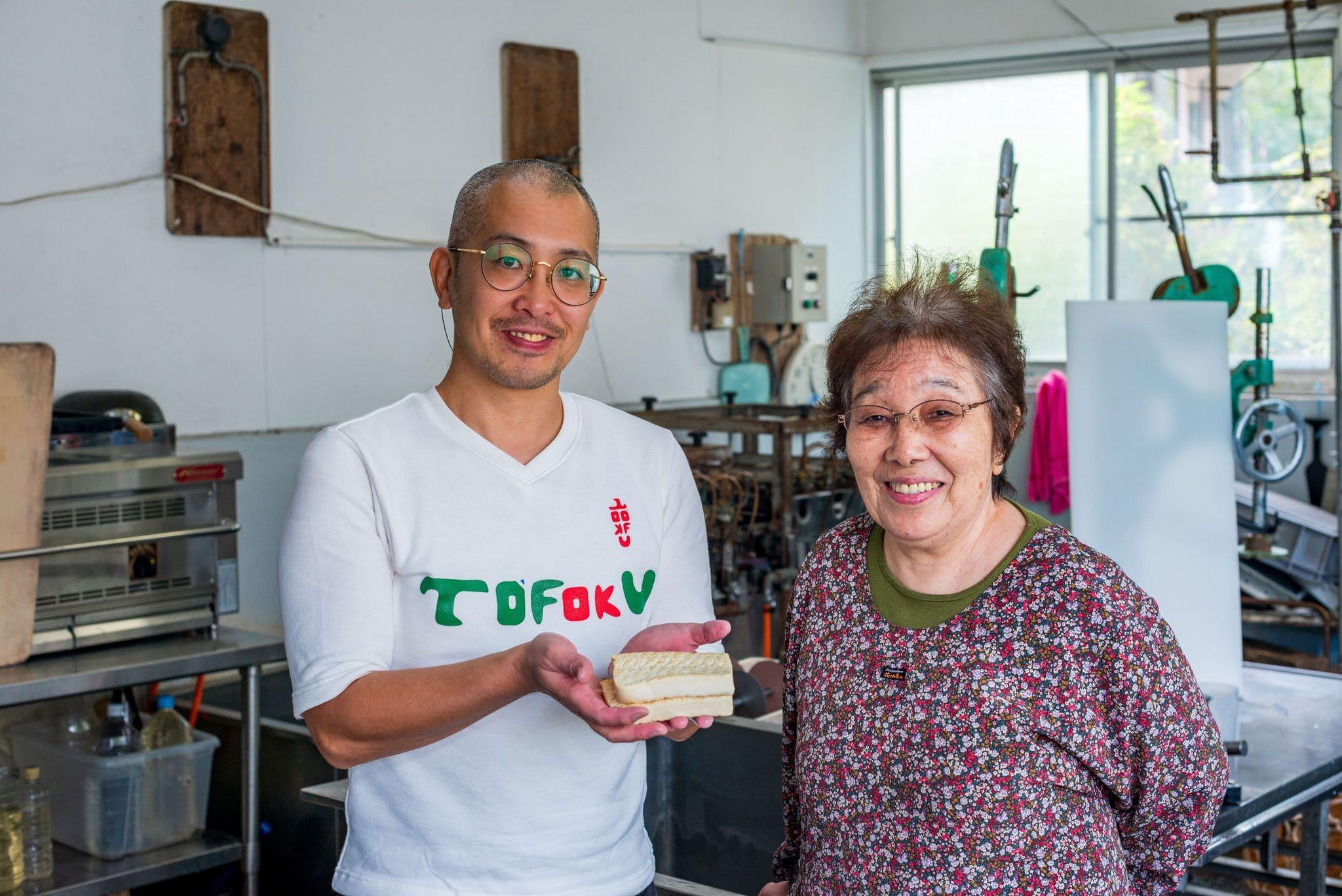 豆腐を通して東北を発信したい「TOFokU」の挑戦 - relay(リレイ)